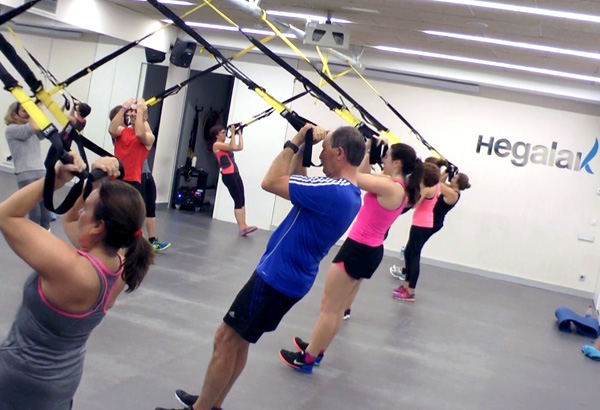 TRX-Stretching